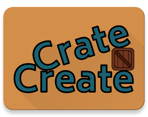 Crate Create Logo